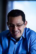 Belo Horizonte, Brasil...Retrato de Jucelino Sousa, vice-presidente do grupo ALE em Belo Horizonte, Minas Gerais...Portrait of Jucelino Sousa, vice-president of ALE group in Belo Horizonte, Minas Gerais...Foto: BRUNO MAGALHAES / NITRO.