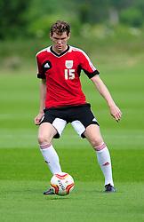 Bristol City's Luke Dobbie - Photo mandatory by-line: Dougie Allward/JMP - Tel: Mobile: 07966 386802 27/06/2013 - SPORT - FOOTBALL - Bristol -  Bristol City - Pre Season Training - Npower League One