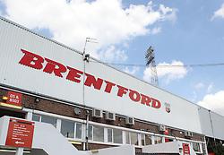 Brentford FC - Mandatory by-line: Robbie Stephenson/JMP - 07966386802 - 08/08/2015 - SPORT - FOOTBALL - Brentford,England - Griffin Park - Brentford v Ipswich Town - Sky-Bet Championship