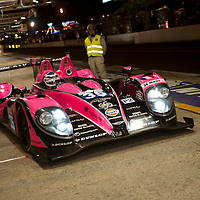 #35 Morgan Nissan Oak Racing, Drivers: Heinemeier Hansson/Leinders/Martin, Le Mans 24H, 2012