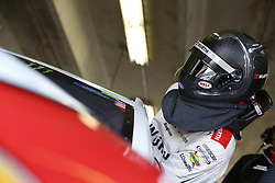 November 3, 2018 - Ft. Worth, Texas, United States of America - Brad Keselowski (2) hangs out in the garage during practice for the AAA Texas 500 at Texas Motor Speedway in Ft. Worth, Texas. (Credit Image: © Justin R. Noe Asp Inc/ASP via ZUMA Wire)