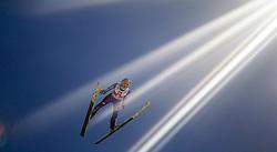 06.01.2014, Paul Ausserleitner Schanze, Bischofshofen, AUT, FIS Ski Sprung Weltcup, 62. Vierschanzentournee, Finale, im Bild Richard Freitag (GER) // Richard Freitag (GER) during Competition of 62nd Four Hills Tournament of FIS Ski Jumping World Cup at the Paul Ausserleitner Schanze, Bischofshofen, Austria on 2014/01/06. EXPA Pictures © 2014, PhotoCredit: EXPA/ JFK