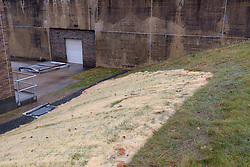 MDC Reservoir No. 6 WTF Blower Building Contract # 2015B-25. Progress Photography Submission 6. 30 November 2016 Image 01