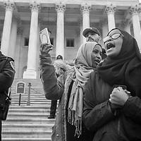 Immigration Rally - Washington DC - 2017-01-29