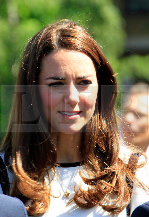 © Licensed to London News Pictures. 10/06/2014. London, UK Catherine Duchess of Cambridge, America's Cup Launch Event, National Maritime Museum, Greenwich London UK, 10 June 2014. Photo credit : Mike Webster/PIQ/LNP