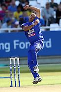 Cricket - Stnd Bank Pro20 - Cape Cobras v Nashua Titans