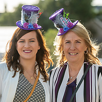 REPRO FREE<br /> Gemma and Noreen Hurley from Kinsale pictured at the 43nd Kinsale Gourmet Festival Mad Hatters Taste of Kinsale.<br /> Picture. John Allen