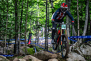 DOOLEY Austin (USA) at the Mountain Bike World Championships in Mont-Sainte-Anne, Canada.
