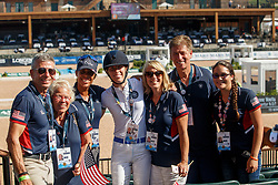 Shoemaker Kate, USA, Solitair<br /> World Equestrian Games - Tryon 2018<br /> © Hippo Foto - Sharon Vandeput<br /> 22/09/2018