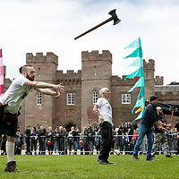 Scottish Axe Throwing Championships