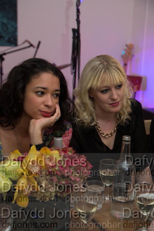 Ellen E Jones; Ashleigh Rainbird , The opening of the Other Club.  theotherclub.co.uk , Kingly court, Soho, London. 27 September 2013