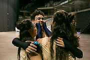 Shadow Indoor Percussion competes in Winter Guard International (WGI) at BB&T Arena at Northern Kentucky University on April 19, 2018.<br /> <br /> Beth Skogen Photography<br /> www.bethskogen.com