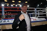 Boxen: Blitz & Donner, Hamburg, 24.03.2018<br /> Sport1-Kommentator Axel Schulz<br /> © Torsten Helmke