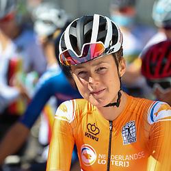 26-09-2020: wielrennen: WK weg vrouwen: Imola<br />Floortje Mackay