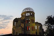 Atomic bombing of Hiroshima Japan 75th Anniversary