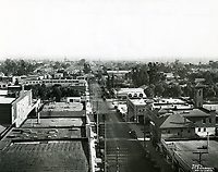 1923 Looking south on Cahuenga Blvd. from Hollywood Blvd.