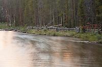 Redfish Creek, Idaho.