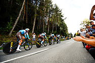 AG2R - La Mondiale during the 2018 UCI Road World Championships, Men's Team Time Trial cycling race on September 23, 2018 in Innsbruck, Austria - Photo Luca Bettini / BettiniPhoto / ProSportsImages / DPPI