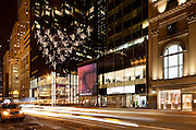 Turmp Tower, Armanni, Escada and Omega are just a fiew of the stores and high end towers that are scattered along Manhattans famous Fifth Avenue.