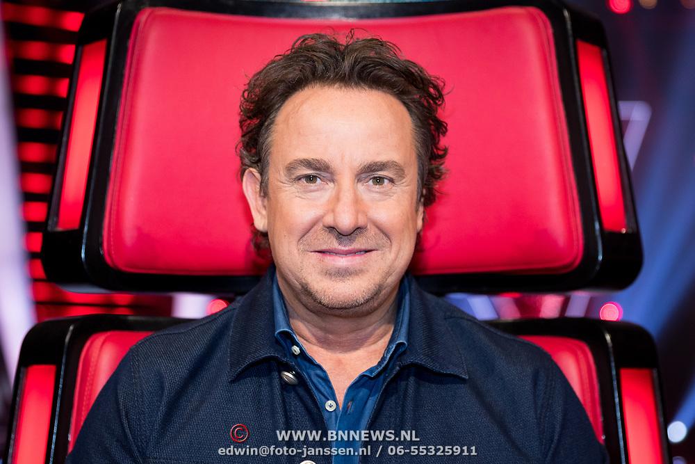 NLD/Hilversum/20180618 - Presentatie Jury The Voice Sr., Marco Borsato