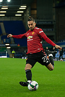 Football - 2020 / 2021 League Cup - Quarter-Final - Everton vs Manchester United - Goodison Park<br /> <br /> Manchester United's Alex Telles in action during todays match  <br /> <br /> <br /> COLORSPORT/TERRY DONNELLY