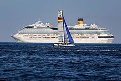 , Kieler Woche 22. - 30.06.2019, Nacra 17 MIX - GER 77 - Paul KOHLHOFF - Alica STUHLEMMER - Kieler Yacht-Club e. V
