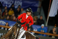Patteet Gudrun, BEL, Sea Coast Pebbles Z<br /> CSI5* Grand Prix Final<br /> Jumping Antwerpen 2017<br /> © Hippo Foto - Dirk Caremans<br /> 22/04/2017
