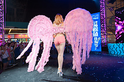 June 18, 2017 - Shenyang, Shenyang, China - A 'Victoria's Secret Show' of Chinese style is held in Shenyang, northeast China's Liaoning Province, June 18th, 2017. (Credit Image: © SIPA Asia via ZUMA Wire)