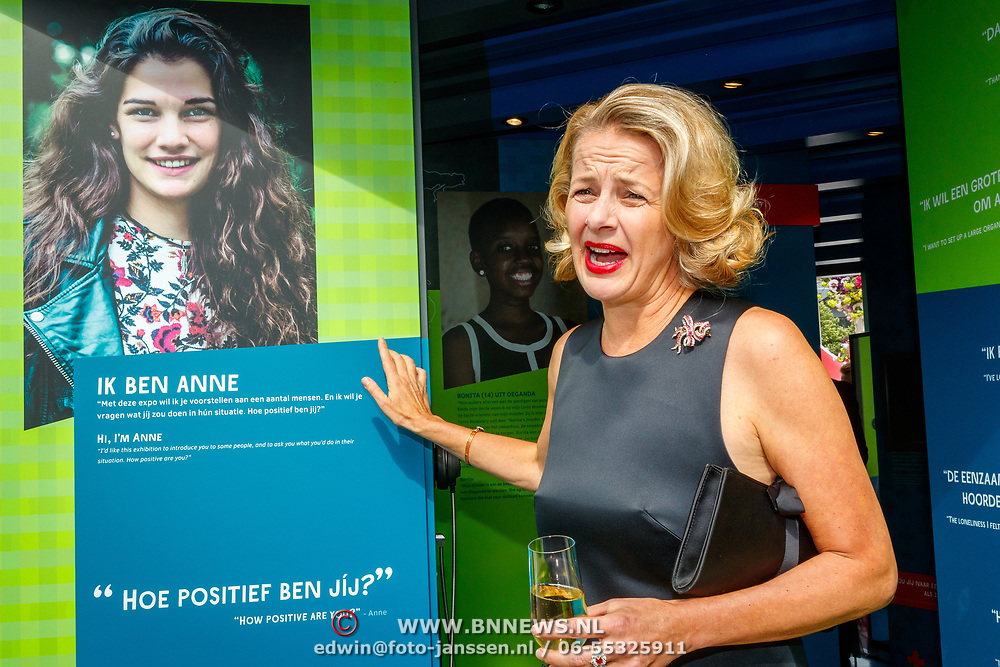 NLD/Amsterdam/20180616 - 26ste AmsterdamDiner 2018, Pr. Mabel van Oranje