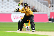Harry Dearden of Leicestershireduring the Vitality T20 Blast North Group match between Nottinghamshire County Cricket Club and Leicestershire County Cricket Club at Trent Bridge, Nottingham, United Kingdom on 4 September 2020.