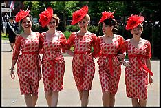 Royal Ascot Hats 19-6-12