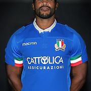 20181024 Rugby : Maglia nazionale italiana