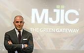 Sturges Karvan, CEO of MJIC