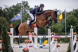 Clemens Pieter, BEL, Quintini<br /> Belgisch Kampioenschap Jumping  <br /> Lanaken 2020<br /> © Dirk Caremans<br /> 03/09/2020