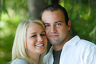 8/29/10 9:08:40 AM -- Bedminster, PA. -- Lindsay & Greg --. -- Photo by William Thomas Cain/cainimages.com