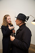 SALLY MACKERETH; DAVID PHILLIPS, Launch of the Dutko Gallery  the first commercial space in London dedicated to Art Deco design. 18 Davies Street , Mayfair. London. 15 October 2015