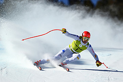 March 14, 2019 - ANDORRA - Christof Innerhofer (ITA) during Men's Super Giant of Audi FIS Ski World Cup Finals 18/19 on March 14, 2019 in Grandvalira Soldeu/El Tarter, Andorra. (Credit Image: © AFP7 via ZUMA Wire)