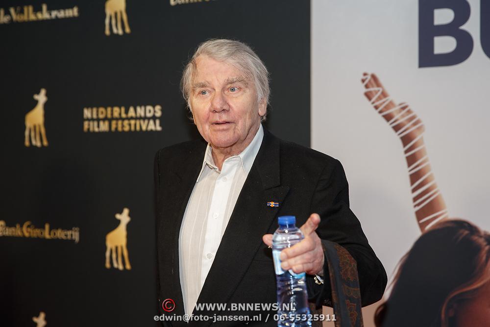 NL/Utrecht/20200929 - NFF filmpremiere Buiten is het Feest, Willem Nijholt