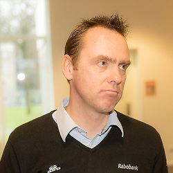 PAPENDAL (NED) wielrennen<br />Het Rabobank-Liv vrouwenteam en het Developmentteam werden op Papendal voorgesteld.<br />Rabobank-Liv ploegleider Koos Moerenhout