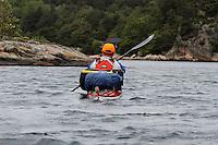 Sea kayaking - havpadling