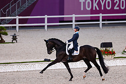 Nilshagen Therese, SWE, Dante Weltino Old, 167<br /> Olympic Games Tokyo 2021<br /> © Hippo Foto - Stefan Lafrentz<br /> 24/07/2021