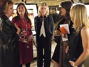 CILLA BLACK; LESLEY CLARKE; KAREN MILLEN; LARRAINE ASHTON; LYNN PEMBERTON, Teens;)Unite Fighting Cancer charity art auction. The Embassy Club. 6 April 2010