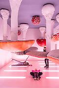Milan: Fondazione Prada, Carsten Höller, Upside Down Mushroom Room