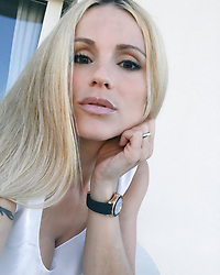 """Michelle Hunziker releases a photo on Instagram with the following caption: """"Ma Ciao!!! Un bacino.....\u2764\ufe0f"""". Photo Credit: Instagram *** No USA Distribution *** For Editorial Use Only *** Not to be Published in Books or Photo Books ***  Please note: Fees charged by the agency are for the agency's services only, and do not, nor are they intended to, convey to the user any ownership of Copyright or License in the material. The agency does not claim any ownership including but not limited to Copyright or License in the attached material. By publishing this material you expressly agree to indemnify and to hold the agency and its directors, shareholders and employees harmless from any loss, claims, damages, demands, expenses (including legal fees), or any causes of action or allegation against the agency arising out of or connected in any way with publication of the material."""