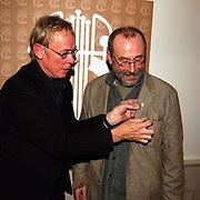 Harpengala 2004, Jack Spijkerman en Hans Dorresteijn