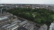 Aerial Still images around St Stephens Green Ivy Gardens 27-6-20