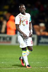 March 23, 2017 - London, England, United Kingdom - Sadio Mane of Senegal   during International Friendly match between Nigeria against Senegal at The Hive, Barnet FC on 23rd March 2017  (Credit Image: © Kieran Galvin/NurPhoto via ZUMA Press)