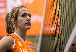 10-05-2018 NED: Training Dutch volleyball team women, Arnhem<br /> Maret Balkestein-Grothues #6 of Netherlands