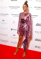 Alesha Dixon attending the 9th Annual Global Gift Gala held at the Rosewood Hotel, London. PRESS ASSOCIATION PHOTO. Picture date: Friday November 2, 2018. Photo credit should read: David Parry/PA Wire