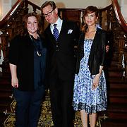 NLD/Amsterdam/20110605 - Photocall Bridesmaids, Melissa McCarthy, Paul Feig en Kristen Wiig
